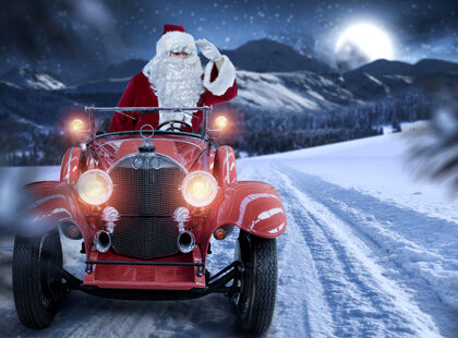 God Jul & ett Gott Nytt År